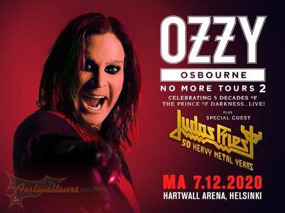 Ozzy Osbourne Helsinki